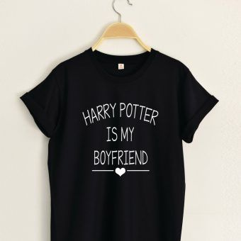 Harry Potter is My Boyfriend T shirt Adult Unisex for men and women