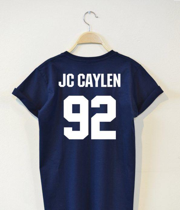 JC Caylen 92 T shirt Adult Unisex Size S 3XL