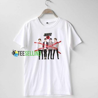 5 second of summer T Shirt Adult Unisex