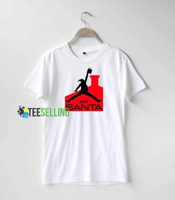 Air santa T Shirt Adult Unisex
