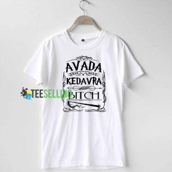 Avada Kedavra T Shirt Adult Unisex