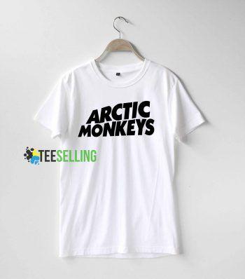 Arctic monkeys T Shirt Adult Unisex