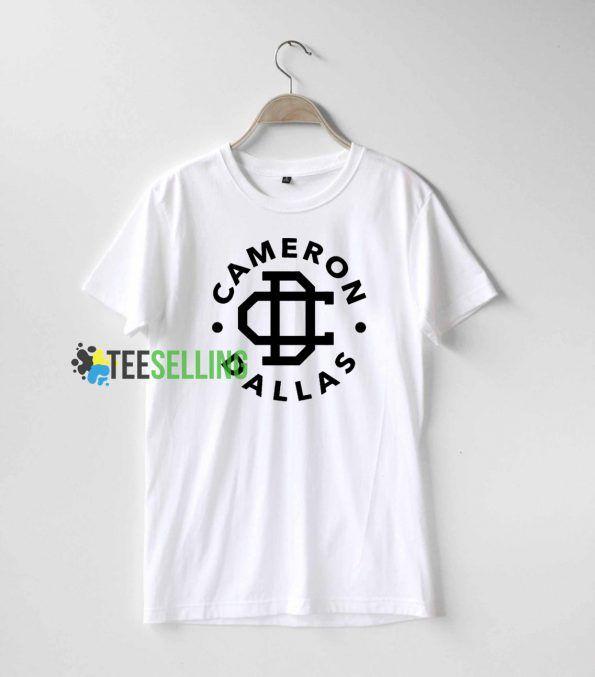 Cameron dallas T shirt Adult Unisex