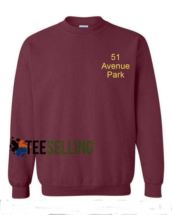 51 Avenue Park sweatshirt