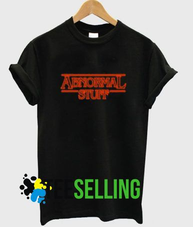 ABNORMAL STUFF T SHIRT UNISEX
