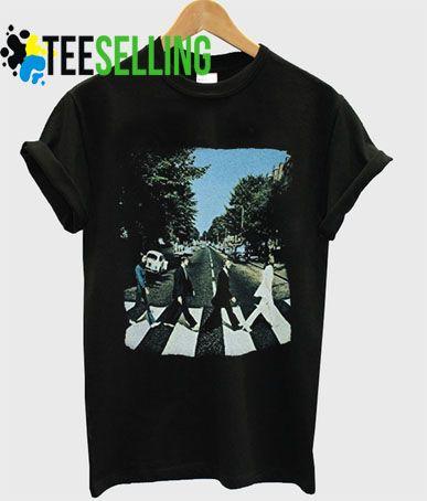 Abbey Road T shirt Unisex Adult
