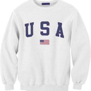 USA FLAG Sweatshirt for men and women