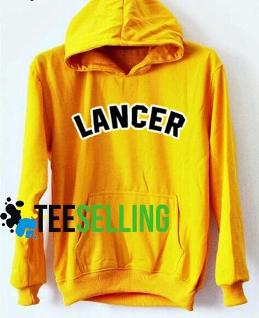 YELLOW LANCER HOODIES UNISEX