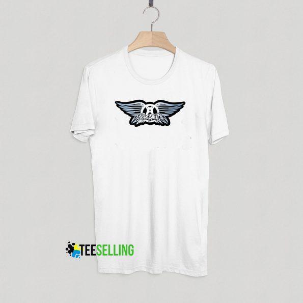 Aerosmith Band T Shirt Adult Unisex