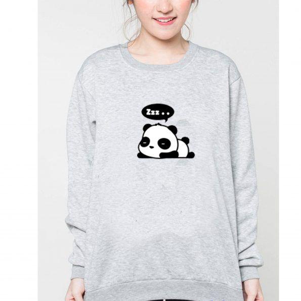 Zzz Panda Sweatshirt