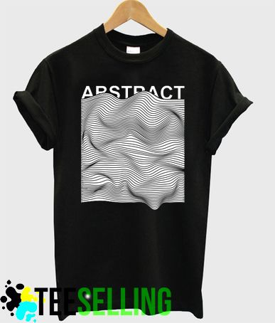 Abstract T Shirt Adult Unisex