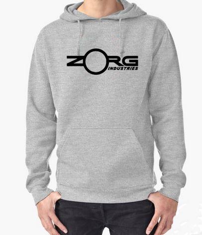 Zorg Industries Hoodie Adult Unisex Size S 3XL